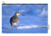Willet In The Water Carry-all Pouch