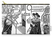 William Abell (c1584-1655) Carry-all Pouch