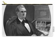 William Almon Wheeler (1819-1887) Carry-all Pouch