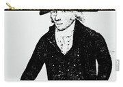 William Brodie (d Carry-all Pouch