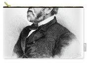 William Burnham Woods (1824-1887) Carry-all Pouch