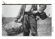 William Dinwiddie (1867-1934) Carry-all Pouch