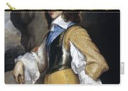 William II (1626-1650) Carry-all Pouch