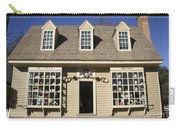 William Pitt Shop Williamsburg Virginia Carry-all Pouch