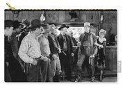 William S. Hart (1870-1946) Carry-all Pouch