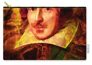William Shakespeare 20140122 Carry-all Pouch