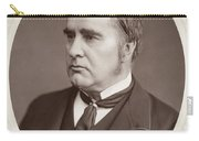William W. Gull (1816-1890) Carry-all Pouch