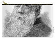 William Wood (1808-1894) Carry-all Pouch