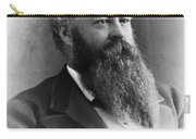 William Worth Belknap (1829-1890) Carry-all Pouch
