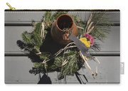 Williamsburg Bird Bottle 2 Carry-all Pouch by Teresa Mucha