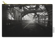 Williamsburg Bridge - New York City Carry-all Pouch