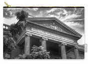 Williamson County Courthouse Bw Carry-all Pouch
