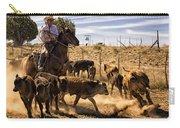 Williamson Valley Roundup 9 Carry-all Pouch