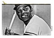 Willie Mays Painting Carry-all Pouch