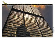 Willis Sears Tower Carry-all Pouch