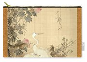 Willow And Herons Carry-all Pouch