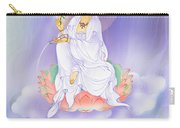 Willow Kuan Yin Carry-all Pouch by Lanjee Chee