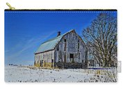 Willow Barn Painting Carry-all Pouch