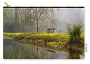 Willow Tree At The Pond Carry-all Pouch
