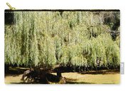 Willow Tree With Job Verse Carry-all Pouch