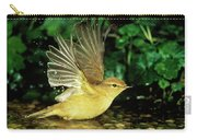 Willow Warbler Phylloscopus Trochilus Carry-all Pouch