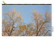 Willows And Sky Carry-all Pouch