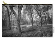 Willows In Spring Park Carry-all Pouch