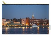 Wilmington At Night Carry-all Pouch