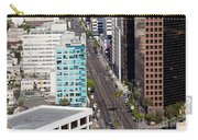 Wilshire Blvd Los Angeles California Carry-all Pouch