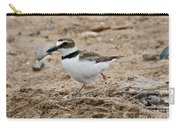 Wilsons Plover At Nest Carry-all Pouch