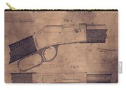 Winchester Rifle Patent Carry-all Pouch