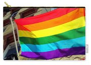 Wind Blown Pride Carry-all Pouch