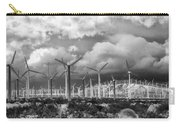 Wind Dancer Palm Springs Carry-all Pouch by William Dey