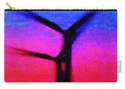 Wind Energy Abstract Carry-all Pouch
