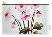 Wind Flowers Carry-all Pouch