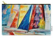 Wind In Sails Carry-all Pouch