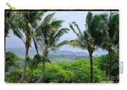 Wind Over Kalaheo Carry-all Pouch