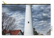 Wind Point Lighthouse Carry-all Pouch