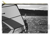 Wind Surfer II Bw Carry-all Pouch
