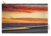 Wind Swept Beach Carry-all Pouch