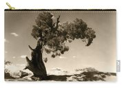 Wind Swept Tree Carry-all Pouch