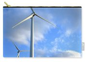 Wind Turbine Farm Carry-all Pouch