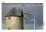 Wind Turbines And Windfarm Carry-all Pouch