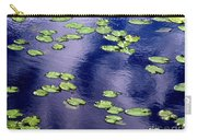 Wind Whirling The Lake Carry-all Pouch