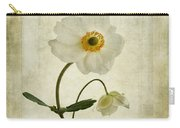 Windflowers Carry-all Pouch