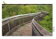 Winding Boardwalk Carry-all Pouch