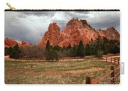 Winding Through The Garden Of The Gods Carry-all Pouch