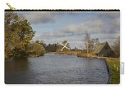 Windmill How Hill Carry-all Pouch