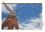 Windmill In The Sky Carry-all Pouch