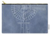 Windmill Patent Carry-all Pouch